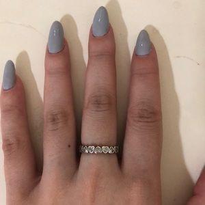 Band Ring 100% Authentic Pandora Ring